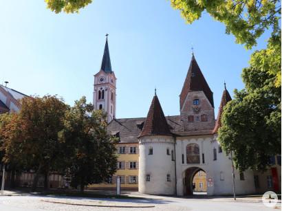 Oberes Tor in Weißenhorn