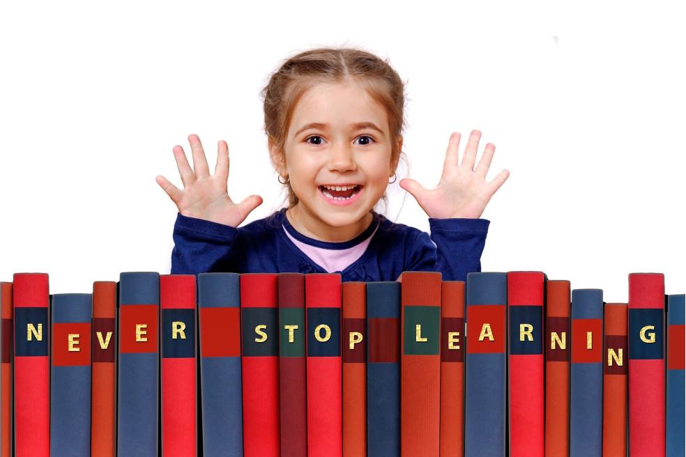 Never Stop Learning - Digitale Bildungsregion